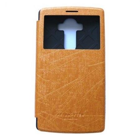 Arium - Husa LG G4, Bumper View - portocaliu