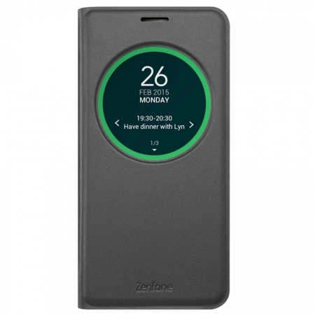 Asus Husa tip View Flip Cover - Asus ZenFone Max (ZC550KL) - Negru
