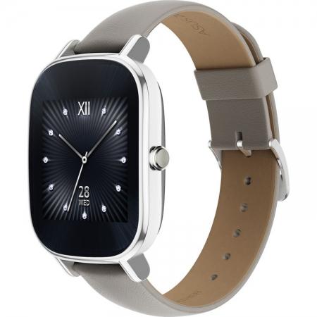 Asus Zenwatch 2 argintiu