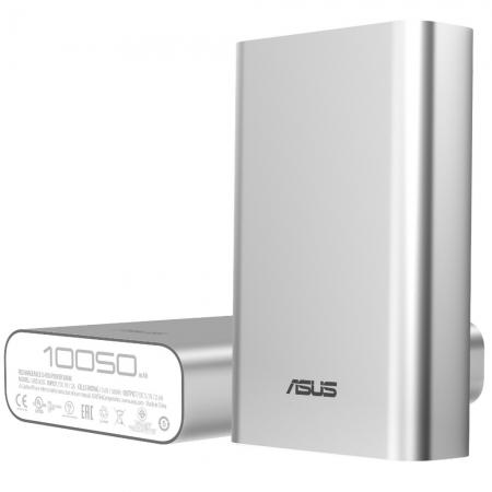 Asus ZenPower - Incarcator portabil universal 10050 mAh, Argintiu