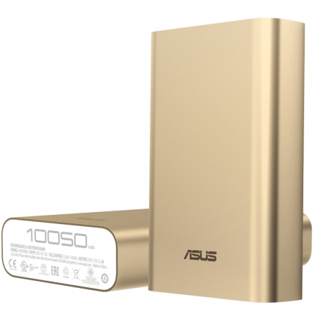 Asus ZenPower - Incarcator portabil universal 10050 mAh, Auriu