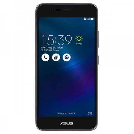 Asus Zenfone 3 Max ZC520TL - 5.2'', Dual Sim, Quad-Core, 2GB RAM, 32GB, 4G - Gri