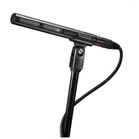 Audio-Technica AT875R - Microfon directional de camera, XLR