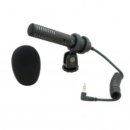 Audio-Technica PRO24-CMF - Microfon stereo de camera cu jack 3.5mm
