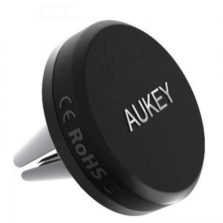 Aukey HD-C5 - Suport auto magnetic pentru telefon