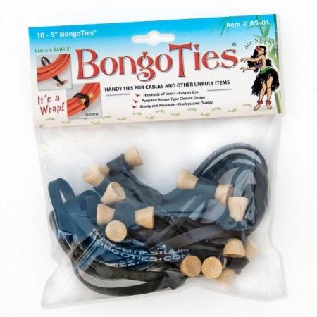 BGT BongoTies - Set elastice din cauciuc