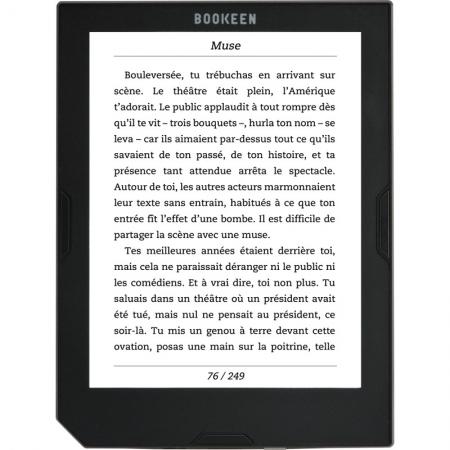 BOOKEEN Cybook Muse Frontlight - e-book reader 6.0
