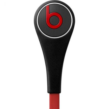 Beats Tour 2 By Dr. Dre - Casti Audio, Rosu