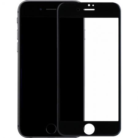 Benks Premium - Folie sticla securizata pentru iPhone 7, Full Body, 9H, 3D, 0.23 mm, Negru