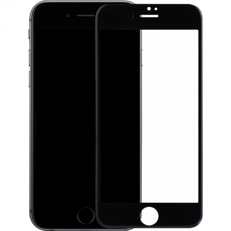 Benks Folie sticla securizata pentru iPhone 7 Plus, Negru