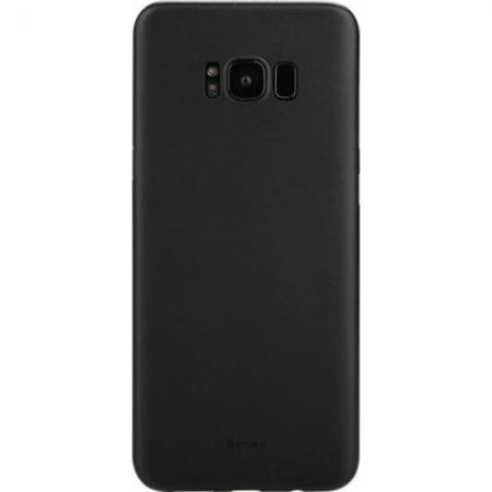Benks Lollipop - Husa pentru Samsung Galaxy S8 Plus, Negru Mat