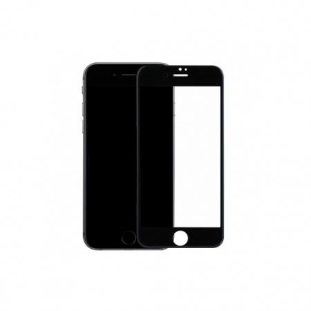 Benks Premium PRO - Folie sticla securizata pentru iPhone 7 Plus, Full Body, 9H, 0.3 mm, Negru