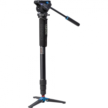 Benro A48TDS4 Fluid video monopod RS125019031