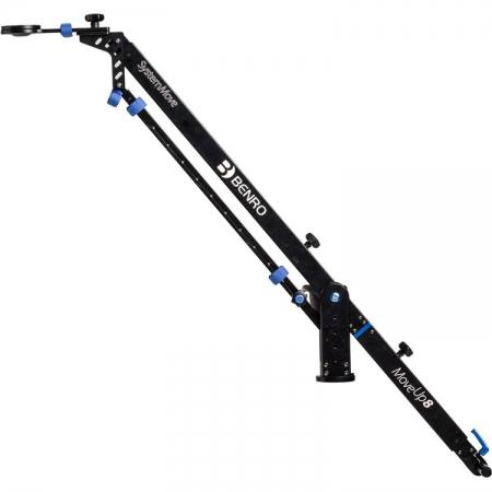 Benro MoveUp8 - Macara Aluminiu, 8 kg