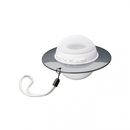BigBen Boxa Portabila Waterproof cu Microfon Alb