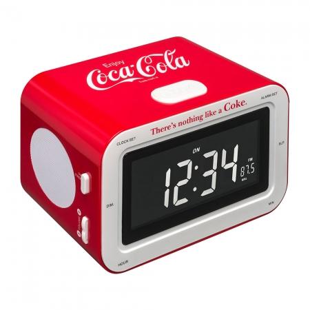 BigBen Coca-Cola - ceas cu radio