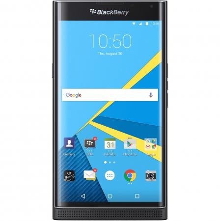 BlackBerry Priv - 5.4'', Hexa-Core, 3GB RAM, 32GB, 4G - Negru