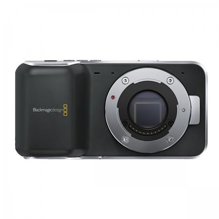 BlackMagic Pocket Camera