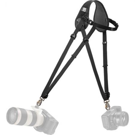 BlackRapid Hybrid Breathe - Sistem curele pentru 2 aparate foto