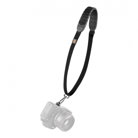 BlackRapid SHOT - curea foto pentru DSLR - negru