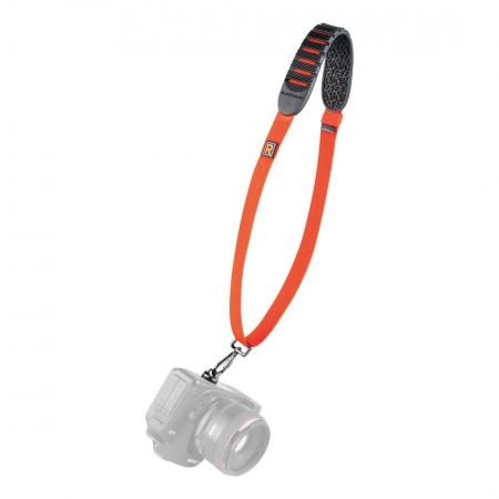 BlackRapid SHOT - curea foto pentru DSLR - portocaliu