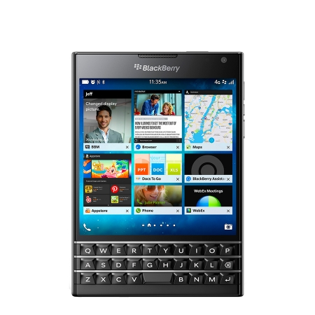 Blackberry Passport 4G Black RS125016266-37