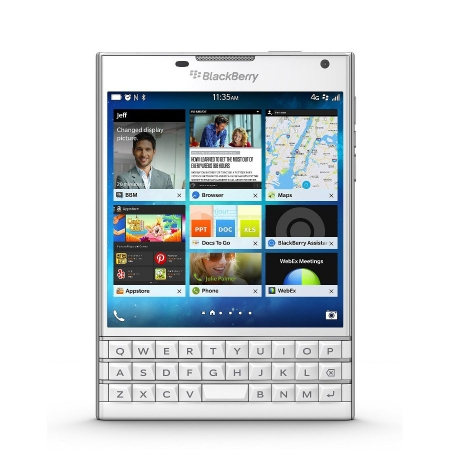 Blackberry Passport 4G White RS125019262-6