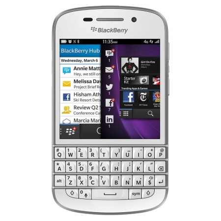 Blackberry Q10 alb - RS125017833-7