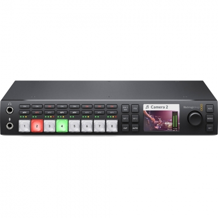 Blackmagic - ATEM Television Studio HD, switcher productii live