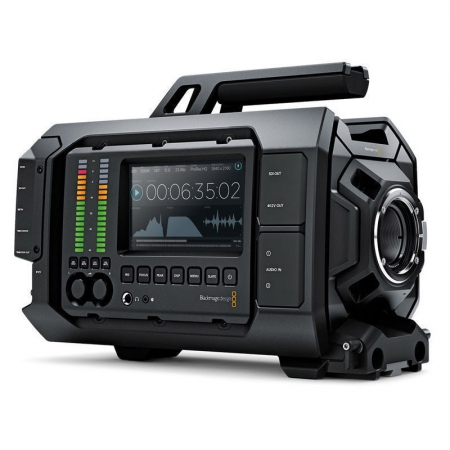 Blackmagic Design URSA 4.6K - camera digitala cinema - Canon EF