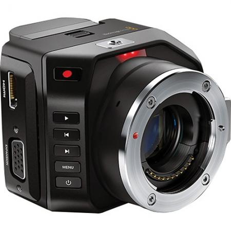 Blackmagic Micro Cinema Camera - camera video montura MFT