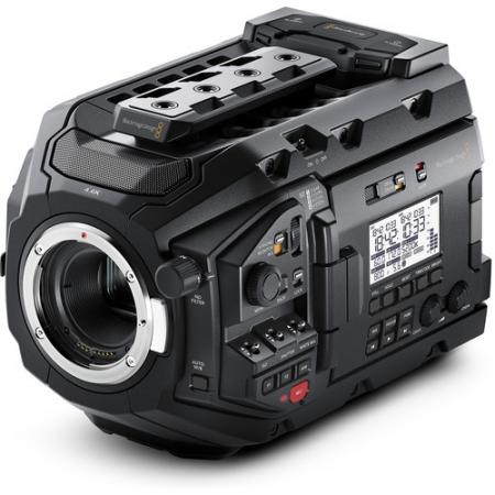 Blackmagic URSA Mini Pro 4.6K EF - Camera video cinematica