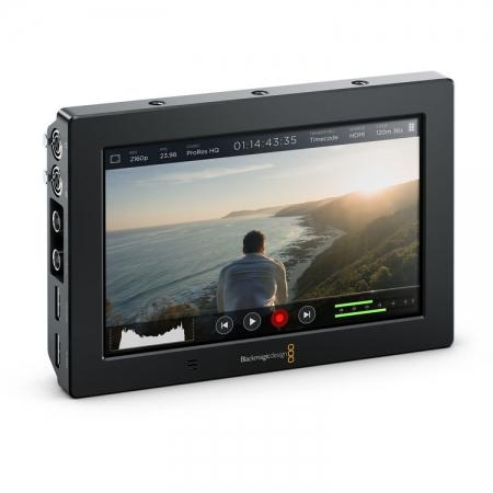 Blackmagic Video Assist 4K - Professional Monitor & Video Recorder