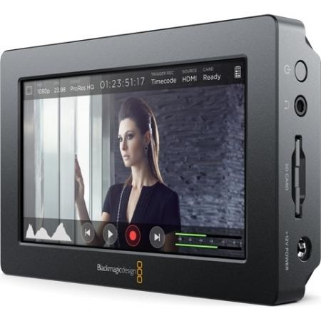 Blackmagic Video Assist - Professional HD Monitor & Video Recorder