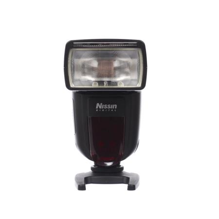 Blit Nissin Di700 TTL - pt Nikon  - SH6619-4