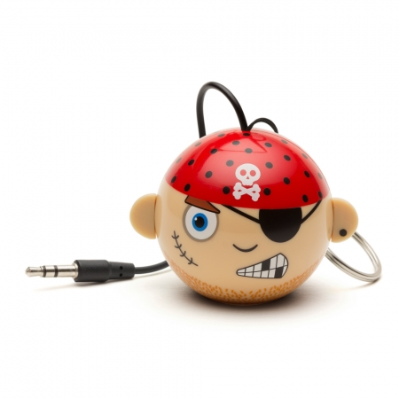 Boxa portabila KitSound Trendz Mini Buddy Pirate