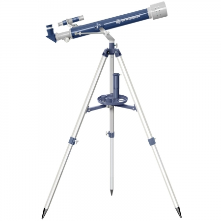 Bresser Junior Refracting Telescope 60/700mm - albastru/ gri