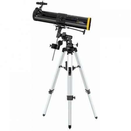 National Geographic Newton 76/700 equatorial - Telescop