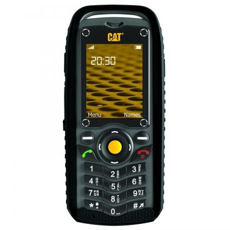 CAT B25 - Telefon Rezistent Dual-SIM - negru