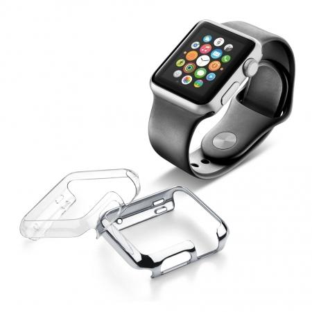 Cellularline Husa Capac spate Apple Watch 38mm