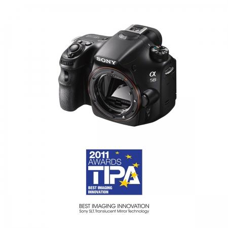 Sony SLT-A58 body - aparat foto SLT