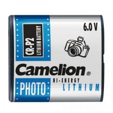 Camelion CR- P2 - baterie Litiu