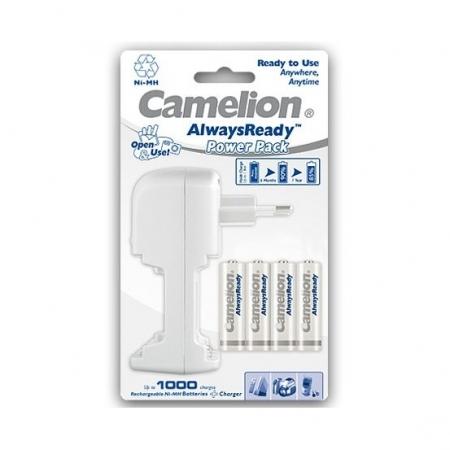 Camelion Power PackBC-0908 incarcator cu 4 acumulatori 2100mAh RS125029743