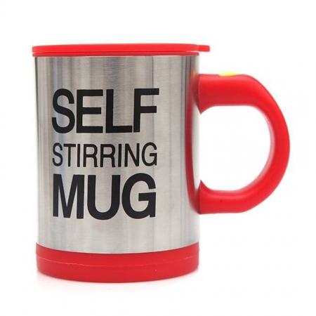 Cana Self Stirring Mug, Rosie