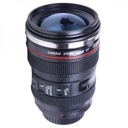 Cana obiectiv Canon 24-105mm - termoizolanta
