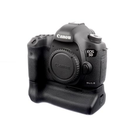 Canon 5D Mark III + Grip Canon - SH7388-1