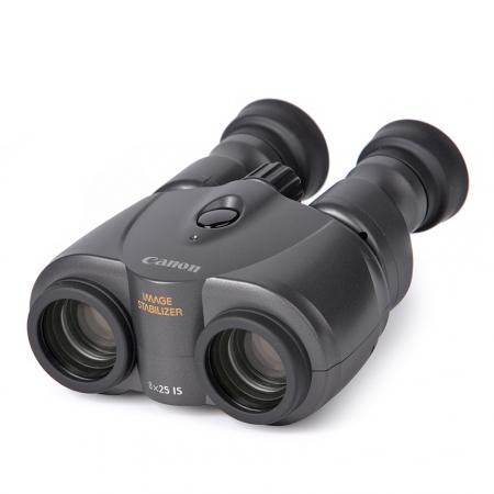 Canon 8 x 25 IS - binoclu cu stabilizator de imagine