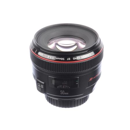 Canon EF 50mm f/1.2 L USM - SH7418