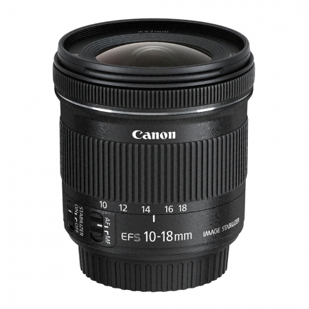 Canon EF-S 10-18mm f/4.5-5.6 IS STM RS125012685-2
