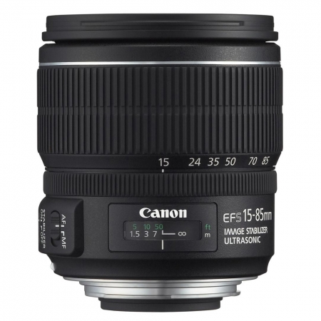 Canon EF-S 15-85mm f/3.5-5.6 USM IS - RS45108360
